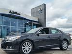 2013 Chevrolet Malibu LT, Leather, Alloys, Moonroof, Nice! in Milton, Ontario