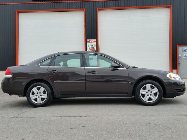 2008 Chevrolet Impala LS in Jarvis, Ontario