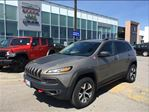 2016 Jeep Cherokee Trailhawk in Pickering, Ontario