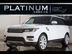 2014 Land Rover Range Rover Sport SUPERCHARGED V8, NAVI, PANO, CAM, $580/Bi-Wk in North York, Ontario