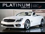 2010 Mercedes-Benz SL-Class SL63 AMG, CONVERTIBLE, NAVI, CARBON in North York, Ontario