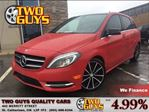 2013 Mercedes-Benz B-Class Sports Tourer B250 PANORAMIC ROOF CHROME PKG in St Catharines, Ontario
