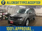 2012 Dodge Journey R/T*AWD*LEATHER*REMOTE START*HEATED FRONT SEATS*PO in Cambridge, Ontario