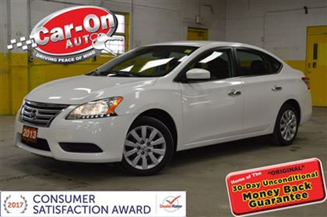 2013 Nissan Sentra AUTOMATIC Only 48,000 KM in Ottawa, Ontario