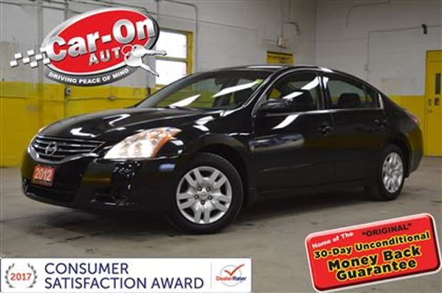 2012 Nissan Altima Only $71 bi-weekly in Ottawa, Ontario