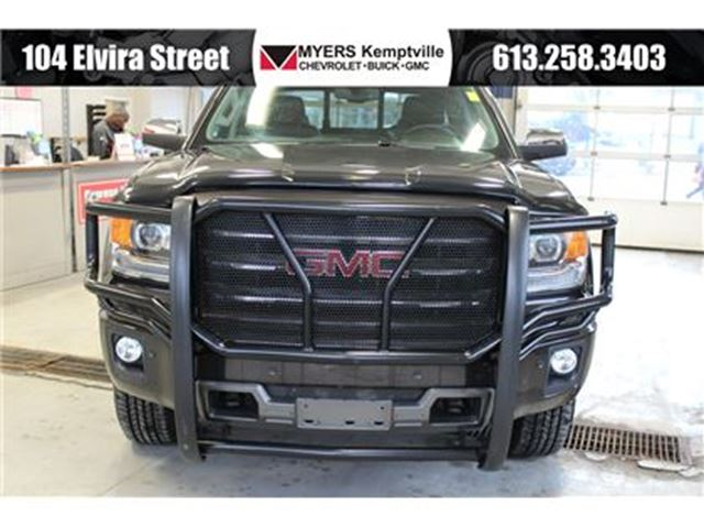 2014 GMC Sierra 1500 SLT All Terrain with Leather! in Kemptville, Ontario