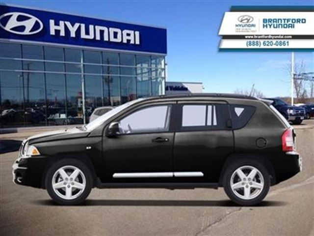 2008 JEEP COMPASS Sport in Brantford, Ontario