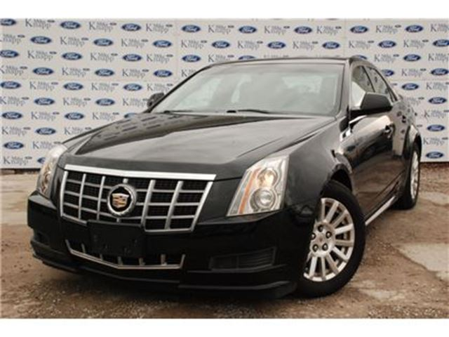2012 CADILLAC CTS Leather*MoonRoof in Welland, Ontario