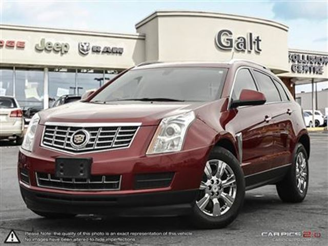 2014 CADILLAC SRX LUXURY PKG   NAVI   ROOF   ONLY $187 BI-WEEKLY* in Cambridge, Ontario
