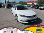 2015 Chrysler 200 LIMITED   HEATED SEATS   ALLOYS   LOW KM! in London, Ontario