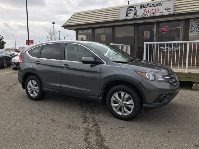 2014 HONDA CR-V EX-L in Lethbridge, Alberta