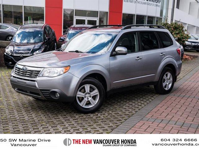 2009 SUBARU FORESTER 2.5 X at in Vancouver, British Columbia