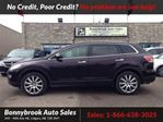 2009 Mazda CX-9 Touring awd 7 passenger p/sunroof w/leather in Calgary, Alberta