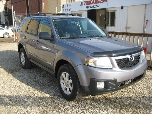 2008 mazda tribute gt v6 4dr 4x4 edmonton alberta car. Black Bedroom Furniture Sets. Home Design Ideas