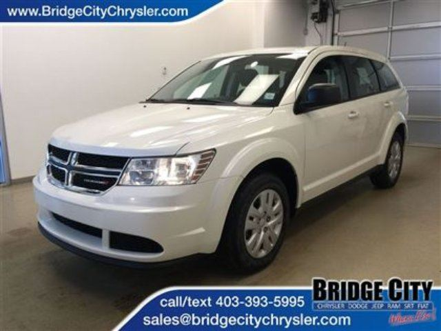 2016 DODGE JOURNEY CVP/SE Plus in Lethbridge, Alberta