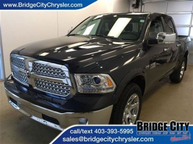 2017 DODGE RAM 1500 Laramie in Lethbridge, Alberta