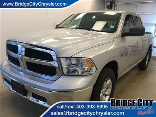 2017 DODGE RAM 1500 SLT in Lethbridge, Alberta