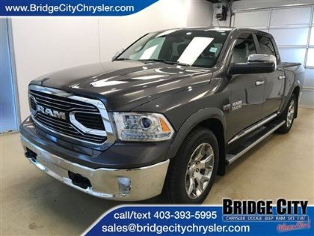 2017 DODGE RAM 1500 Longhorn in Lethbridge, Alberta