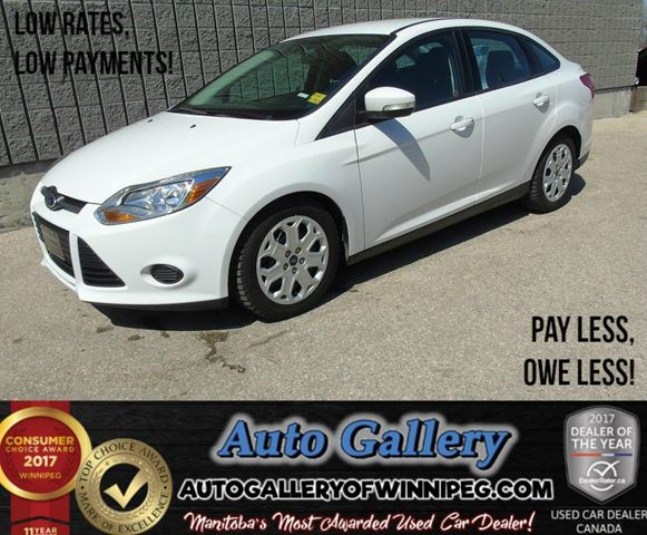 2014 FORD FOCUS SE *Only 13,32 kms! in Winnipeg, Manitoba