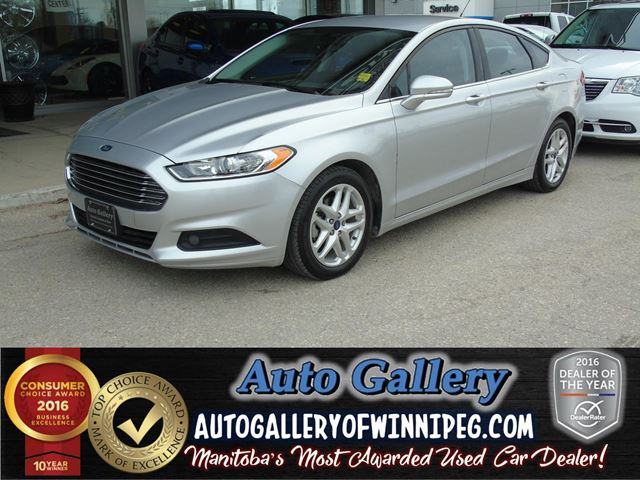 2015 FORD FUSION SE *Only 19,067 kms! in Winnipeg, Manitoba