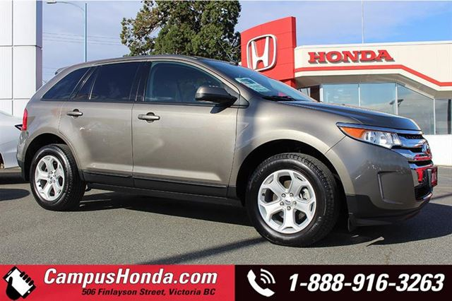 2014 FORD EDGE SEL FWD in Victoria, British Columbia