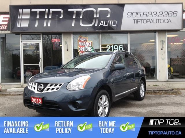 2012 Nissan Rogue SV ** Bluetooth, Backup Cam, Heated Seat ** in Bowmanville, Ontario