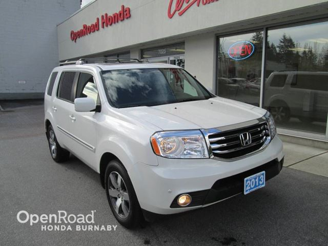 2013 Honda Pilot Touring in Burnaby, British Columbia