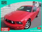2005 Ford Mustang GT*V8*CUIR ROUGE* in Longueuil, Quebec