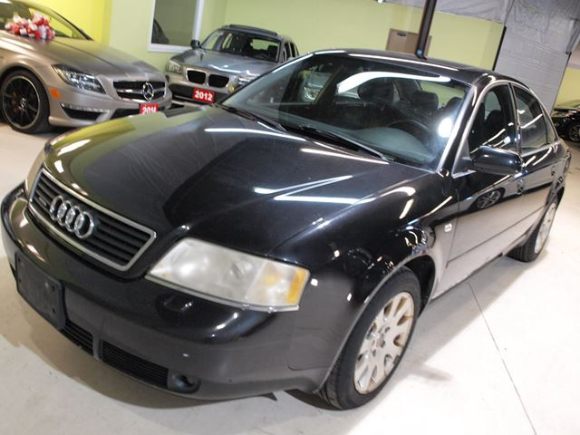 2001 Audi A6 2.8 QUATTRO  LEATHER  in Vaughan, Ontario