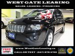2014 Jeep Compass NORTH  LEATHER   in Vaughan, Ontario