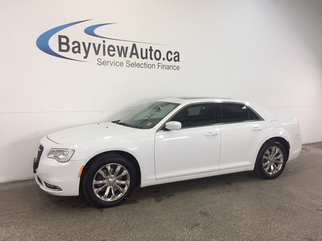2016 CHRYSLER 300 C- AWD! PANOROOF! LEATHER! NAV! REMOTE START! in Belleville, Ontario