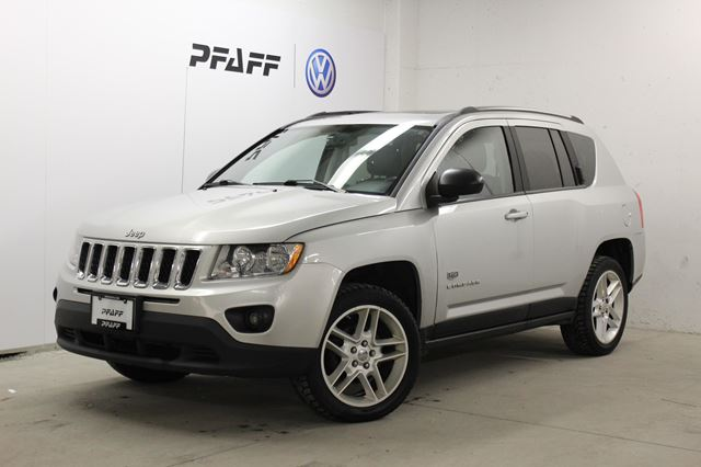 2011 JEEP COMPASS Limited Safety Certified in Newmarket, Ontario