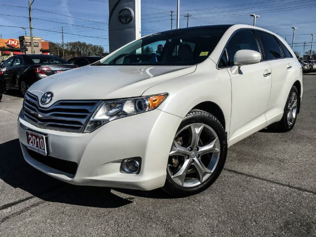 2010 Toyota Venza   V6 AWD LEATHER+NAVIGATION! in Cobourg, Ontario