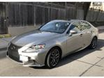 2014 Lexus IS 350 AWD w/F-Sport Executive Package in Mississauga, Ontario