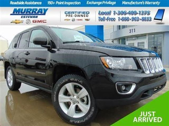 2014 Jeep Compass Limited in Estevan, Saskatchewan