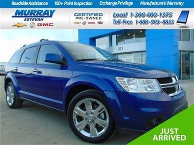 2012 Dodge Journey R/T in Estevan, Saskatchewan