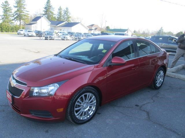 2011 Chevrolet Cruze Eco w/1SA in Green Valley, Ontario