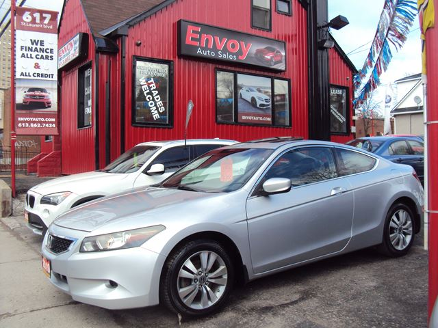2010 Honda Accord EX-L LEATHER!!SUNROOF!!REMOTE STARTER!! in Ottawa, Ontario
