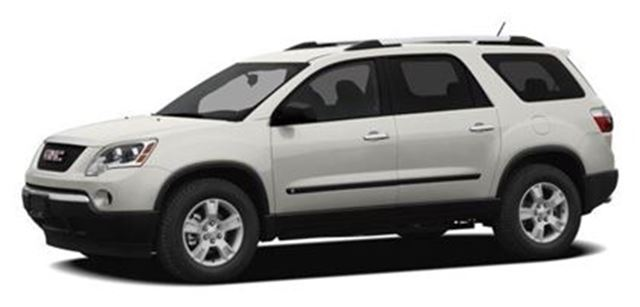 2010 GMC ACADIA SLT in Coquitlam, British Columbia