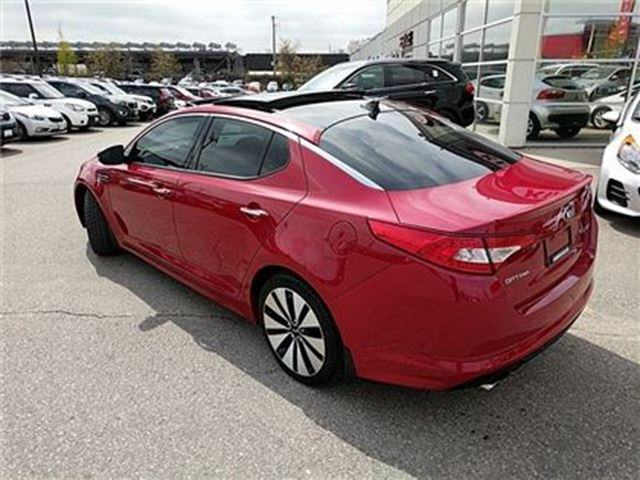 2013 kia optima sx turbo kia certified pre owned. Black Bedroom Furniture Sets. Home Design Ideas