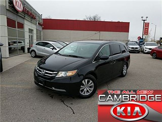 2015 HONDA ODYSSEY SE 1 OWNER in Cambridge, Ontario