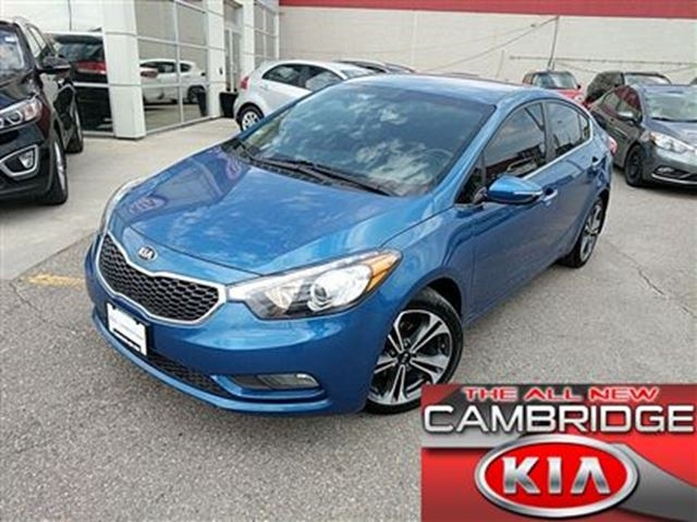 2014 Kia Forte EX ROOF KIA CERTIFIED PRE-OWNED in Cambridge, Ontario