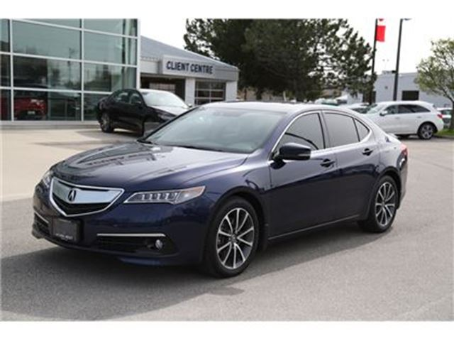 2015 ACURA TLX Elite in London, Ontario