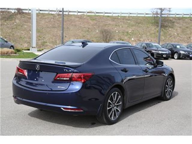 2015 acura tlx elite london ontario car for sale 2759342. Black Bedroom Furniture Sets. Home Design Ideas