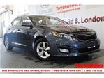 2014 Kia Optima LOW MILEAGE SINGLE OWNER LX REMOTE START in London, Ontario