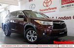 2015 Toyota Highlander SINGLE OWNER LE CONVIENICE PACKAGE in London, Ontario