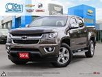2016 Chevrolet Colorado 4WD LT in Toronto, Ontario