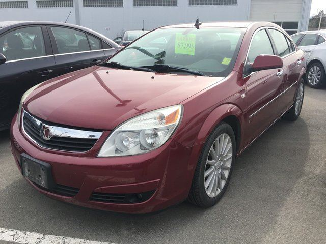 2007 Saturn Aura XR in Kamloops, British Columbia