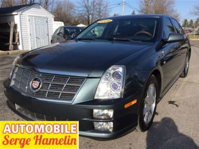 2008 Cadillac STS V8 in Chateauguay, Quebec