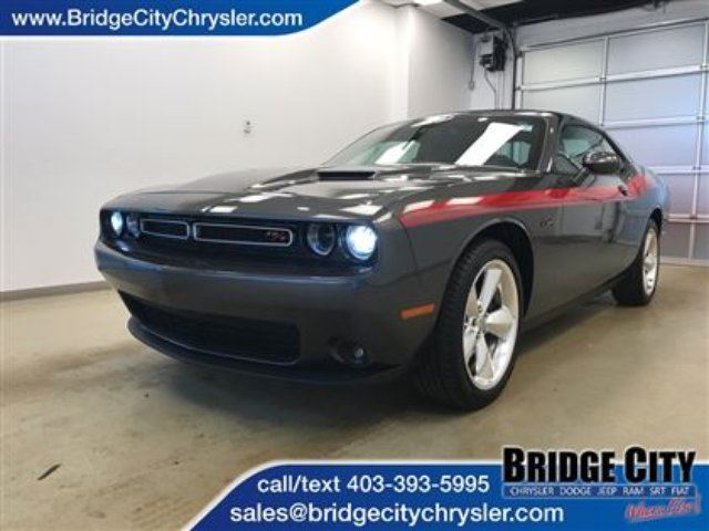 2016 DODGE CHALLENGER R/T in Lethbridge, Alberta